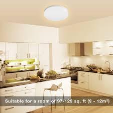 20CM LED Modern Flower Acrylic Ceiling Light Living Room Bedroom Fixtures Decor
