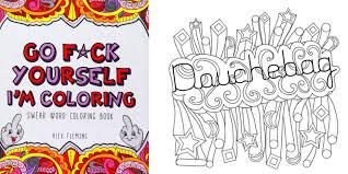 Go Fck Yourself Im Coloring Book