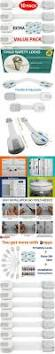 Safety 1st Cabinet And Drawer Latches Install by The 25 Best Child Safety Locks Ideas On Pinterest
