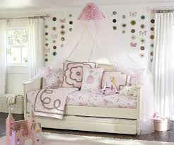 Twin Canopy Bed Drapes by Bedroom Cute Samuel Lawrence Girls Glam Twin Daybed With Trundle