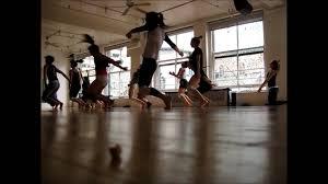 teaser show 1ère ée de l ecole de danse contemporaine de