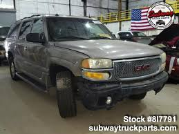 100 Yukon Truck Used Parts 2003 GMC XL Denali 60L Subway Parts