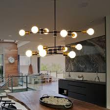 nordic moderne vertraglich kreative romantische cafe theke restaurant wohnzimmer len helical molekulare geometrie droplight