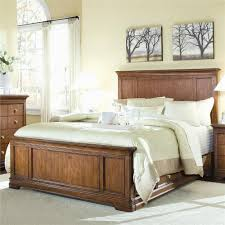 Atlantic Bedding And Furniture Fayetteville by Lea Industries Elite Classics Twin Size Panel Bed With Underbed