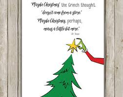 The Grinch Christmas Tree Star by The Grinch Quote Etsy