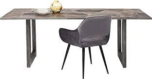 kare tisch 200x90 cm kantiger esszimmertisch