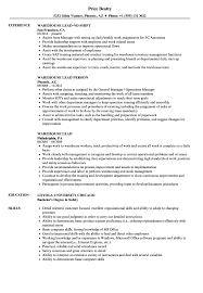 Warehouse Lead Resume Samples | Velvet Jobs Forklift Operator Resume Sample 75 Forklift Driver Warehouse Best Associate Example Livecareer Objective Statement For Worker Duties Good Job Examples Fresh 10 Warehouse Associate Resume Objective Examples Mla Format Objectives Rumes Samples Make Worker Skills Stibera 65 New Release Ideas Of Summary Best Of 911 Dispatcher Description For Beautiful