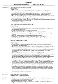 Download Process Control Engineer Resume Sample As Image File