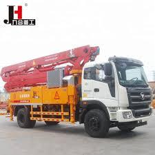100 Concrete Pump Truck For Sale 25m 30m 33m 35m 38m 39m 42m 48m 56m 63m Hydraulic China