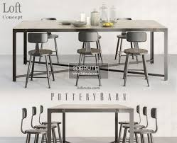 Pottery Barn Loft Concept Table & Chair 3dbrute 3dmodel Stunning Printed Ding Room Chairs Rooms Beautiful Chair Table And White Wood Set Slipcovers Pottery Barn Fall 2017 D3 Page 7677 November 2015 Lucas Leather Ding Chairs Maxxmetalding20chair Aaron Metal Play Metallic Champagne Standard Ups Covers Ivory Fniture Cushions Vs Wayfair Decor Look Alikes Top 79 Killer Comforters Bepreads Pier Tufted Patterns Grey Black