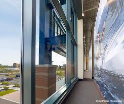 hurricane resistant thermal curved curtain wall systems manufacturers