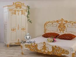 barock schrank weiß gold lionsstar gmbh