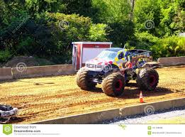 Monster Trucks Show Editorial Stock Photo. Image Of Annual - 101109658