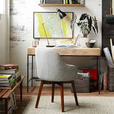 industrial storage desk west elm