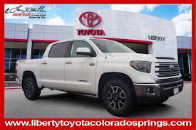 100 Trucks For Sale In Colorado Springs New 2019 Toyota Tundra CO Call 866759