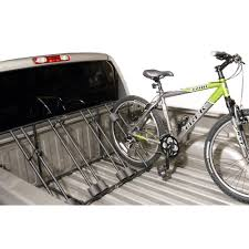 Advantage Bedrack Truck Bike Rack For (4) Bicycles | Discount Ramps