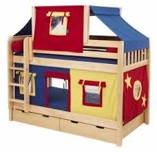 low loft bunk beds for kids foter