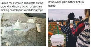 Basic Memes Autumn Psl Starbucks Pumpkin Spice Latte Bitch Betch