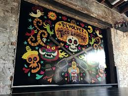Deep Ellum Mural Locations by Fort Worth Taqueria Revolver Taco Lounge Finally Opens In Deep
