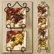 Image Of Best Wine And Grape Kitchen Decor
