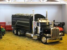 100 Toy Grain Trucks Peterbilt Truck Finished New Stacks Farmin LLC