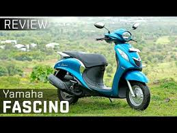 Yamaha Fascino Video Review ZigWheels