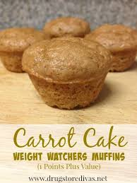 Weight Watchers Pumpkin Fluff Nutrition Facts by Carrot Cake Weight Watchers Muffins 1 Points Plus Value Recipe