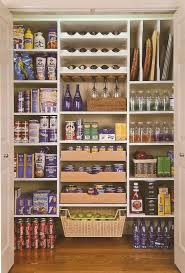 Pantry Cabinet Design Ideas by Furniture Appealing Brown Walk In Closet Design Idea With Clothes