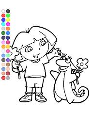 Dora The Explorer Games