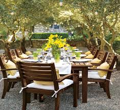 Outdoor Dining Design Ideas Image