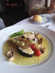 cuisine de la lotte la lotte picture of chateau de la verie challans tripadvisor