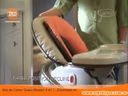 Graco High Chair Blossom Video by Silla De Comer Graco Blossom 4 In 1 Seating System Highchair Youtube