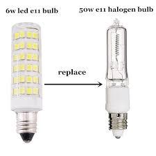 aliexpress buy 6w dimmable mini candelabra edison base
