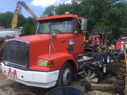 100 Salvage Trucks For Sale 1996 Volvo WCA64T TPI
