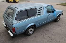 100 Volkswagen Rabbit Truck Pickup