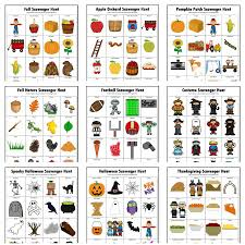 Scary Halloween Scavenger Hunt Riddles by Fall Sh Featured Jpg