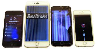 Sell Broken iPhone We pay cash for damaged iPhones