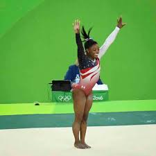 Simone Biles Floor Routine by Watching Your Daughter Win Gymnastics Gold Looks Like This The
