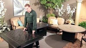 Gensun Patio Furniture Florence by 2015 Gensun Fire Pit Overview Youtube