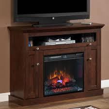 Southern Enterprises Redden Corner Electric Fireplace Tv by Corner Electric Fireplace Tv Stand Contemporer Corner Electric