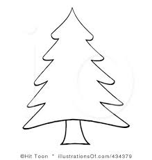Christmas Tree Clipart Cutout3161509