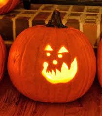 Nightmare Before Christmas Pumpkin Template by Tea With Mrs Nesbitt October 2013