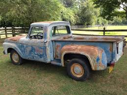 100 1964 Ford Truck F100 For Sale ClassicCarscom CC1146421