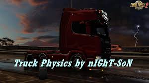 TRUCK PHYSICS V3.6.1 BY NIGHT-SON 1.32.X | ETS2 Mods | Euro Truck ... Truck Night Season Opener 5517 Youtube Truckatnight Ivoire Developpement South Burlington Debuts Bike Bite Foodtruck Food News Pixelated Truck On City At Night Royalty Free Vector Image Bells Family Lower La River Revitalization Plan Truck Physics V361 By Nightson 132x Ets2 Mods Euro Scania Wallpaper Fast On Road Delivering At With Cargo And Airplane In Nfl Thursday Football Semi Seen Northbound 99 For A Date Blackfoot Native To Compete History Channels In Do You Like My Trucksimorg