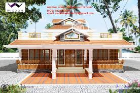 Beautiful Kerala Home Jpg 1600 3 Bhk Single Floor House Design House Plan
