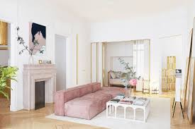 100 David James Interiors The Power Of Pink Interiors How To Spend It