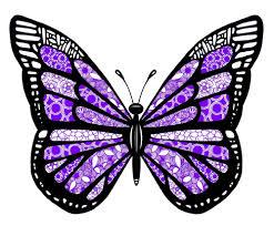 Zana Bass Butterfly Happy Birthday