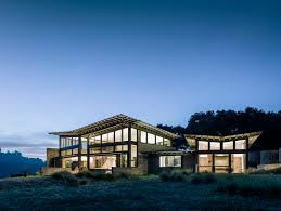 100 Feldman Architecture Butterfly House Architect Magazine Carmel