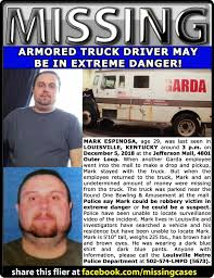 Find Missing Mark Espinosa! Truck Driver In Crash Of Hockey Teams Bus Pleads Guilty World What We Know About Missing Louisville Armoredtruck Missing Davie Tow Driver Found Safe Georgia Nbc 6 South Arkansas Reported Pennsylvania The Stop Killer Gq Loving My Trucker Is Life Btee Pinterest Trucks Oregon Andjelko Zelic Last Seen Murfree Boro Tennessee 79000 Tons 700 Miles A Day The Life A Truck Juvenile Houghton Boy 1951 Pictures Getty Images