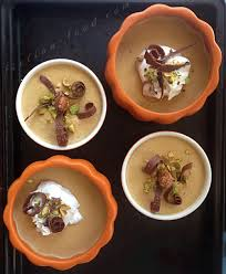 Pumpkin Pasties Recipe Feast Of Fiction by Fiction Food Café Pumpkin Caramel Pot De Crème For Harry Potter
